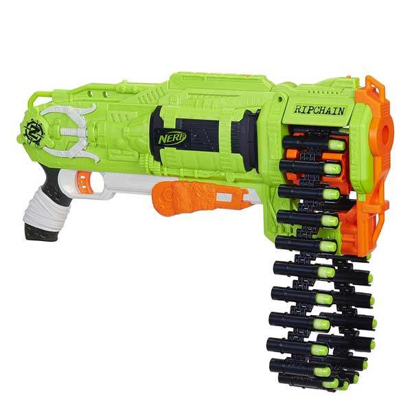 تفنگ بازی نرف مدل Nerf Zombie Ripchain