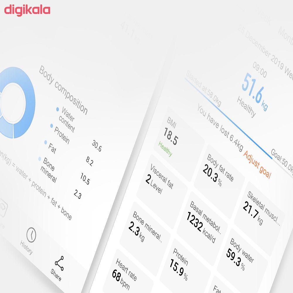 ترازو دیجیتال آنر مدل Smart Scale 2 main 1 1