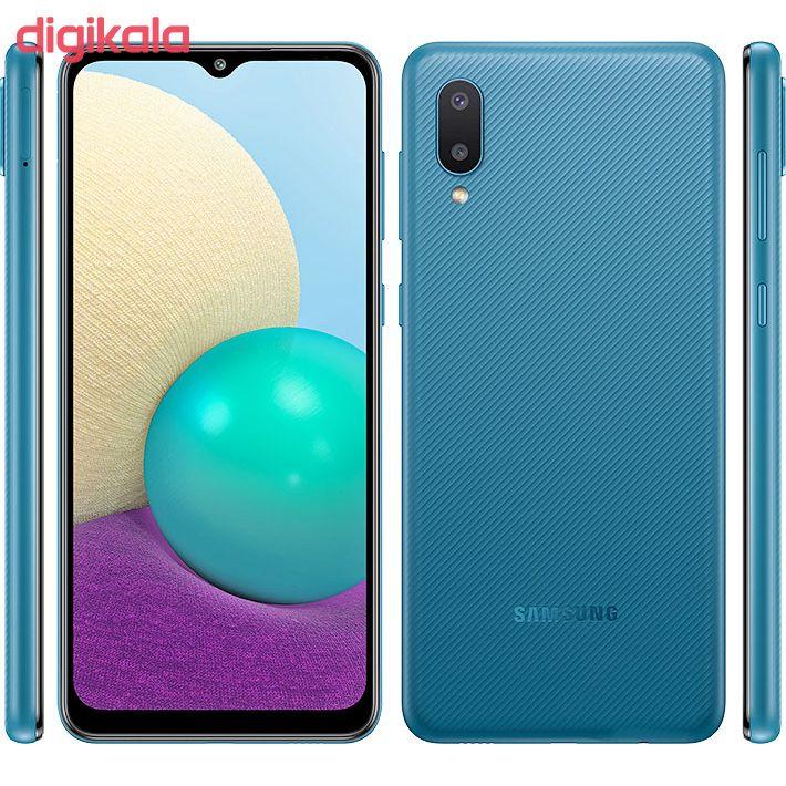 گوشی موبایل سامسونگ مدل Galaxy A02 SM-A022F/DS دو سیم کارت ظرفیت 64 گیگابایت و رم 3 گیگابایت main 1 8