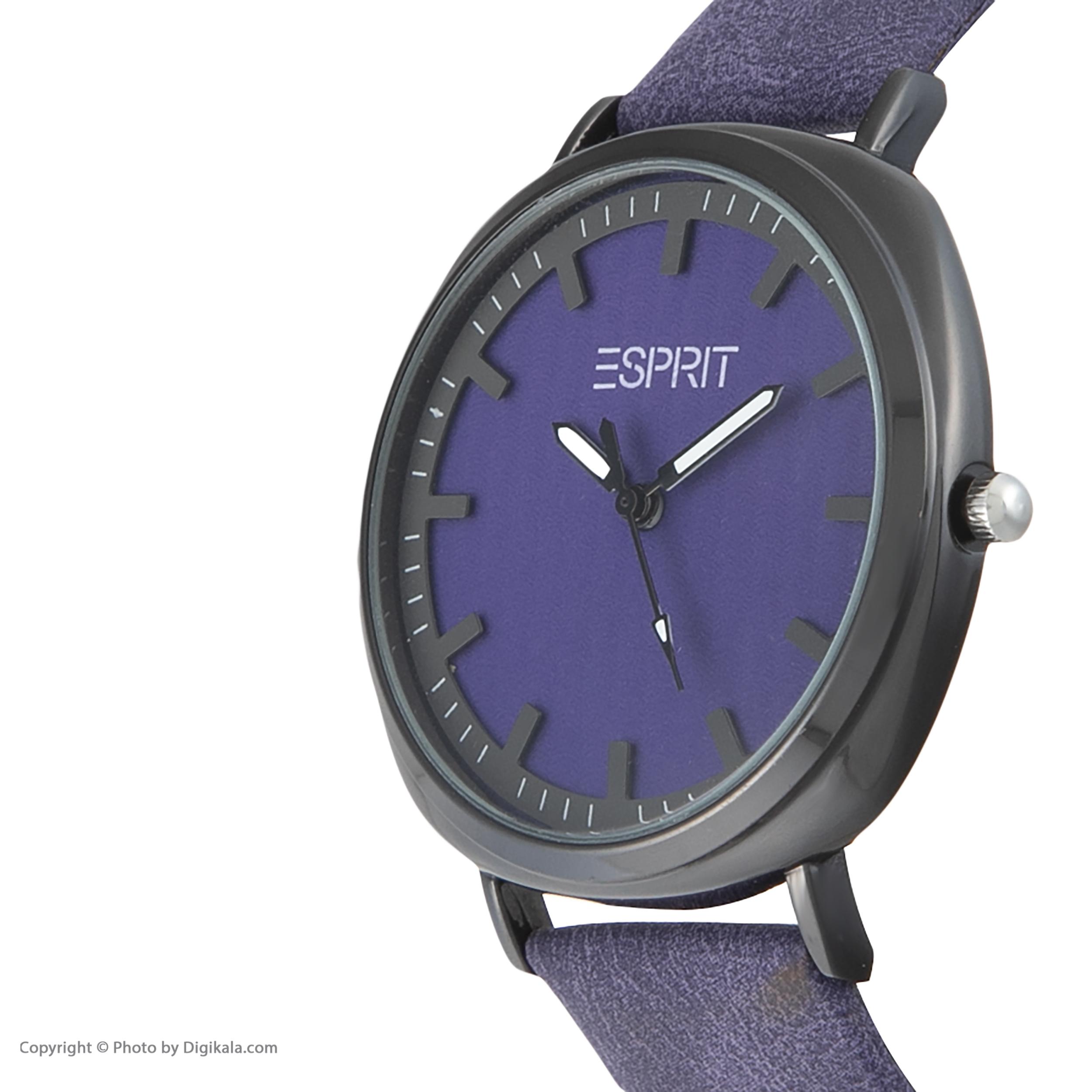 ساعت مچی عقربه ای مدل LTP-V004D-1B56UDF                     غیر اصل