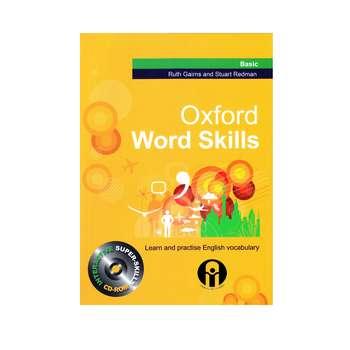 کتاب Oxford Word Skills Basic اثر Ruth Gairns and Stuart Redman انتشارات الوند پویان
