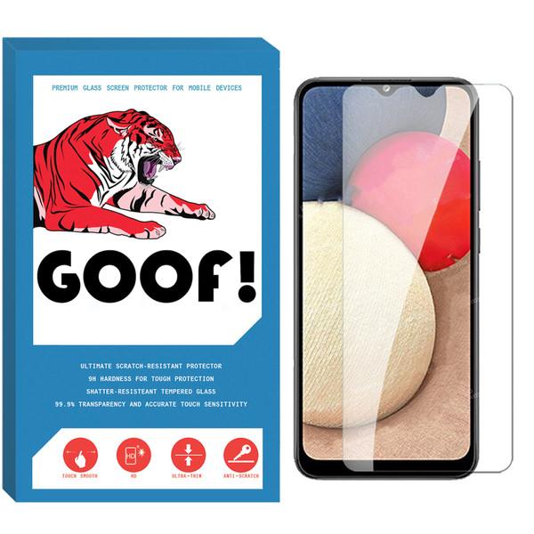 محافظ صفحه نمایش گوف مدل SD-01 مناسب برای گوشی موبایل سامسونگ Galaxy A02 S
