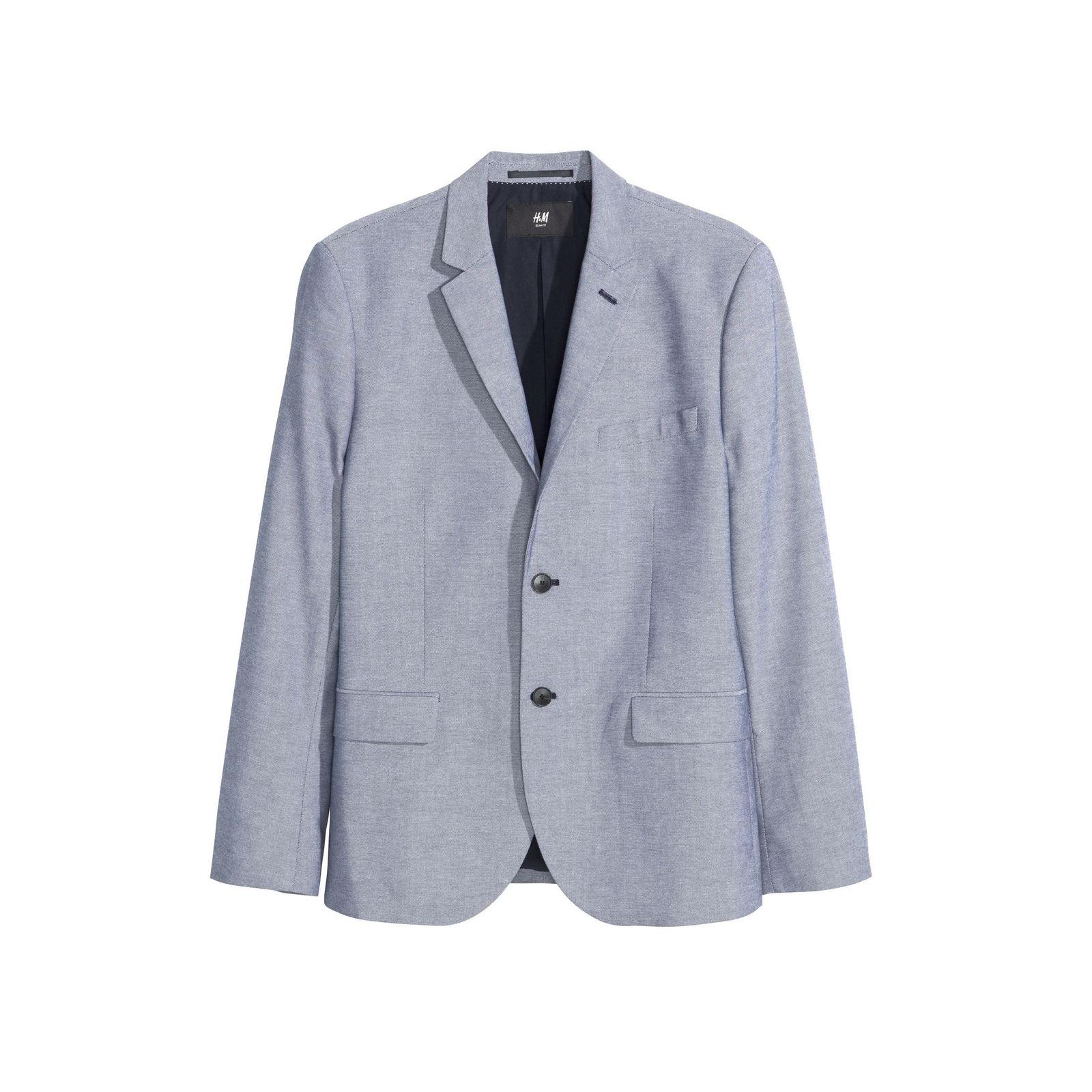 کت تک مردانه اچ اند ام مدل 00351 -  - 2