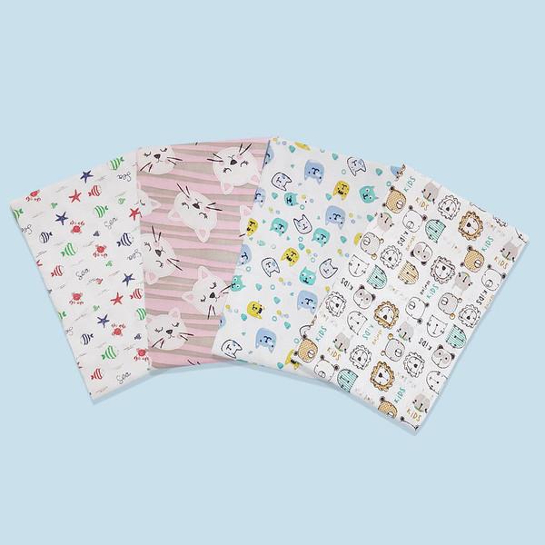 خشک کن نوزاد کد 3262 بسته 4 عددی