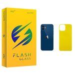 محافظ پشت گوشی فلش مدل +HD مناسب برای گوشی موبایل اپل iPhone 12