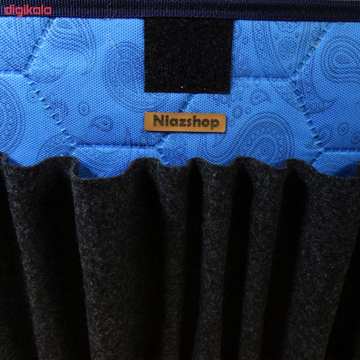 جعبه نظم دهنده صندوق عقب خودرو نیازشاپ مدل NPR891 main 1 4