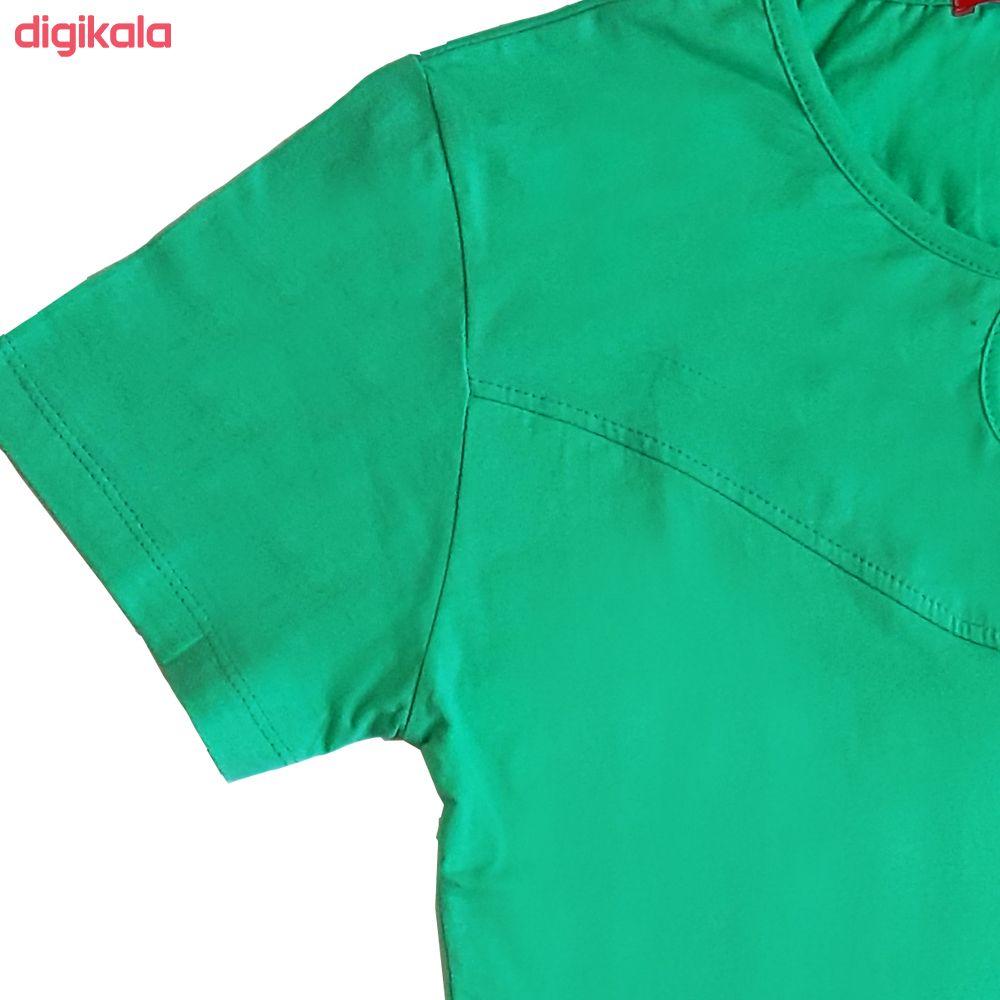 تی شرت زنانه کد 1025E main 1 2
