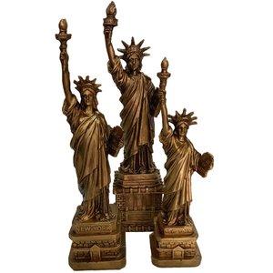مجسمه مدل آزادی کد 325 مجموعه 3 عددی