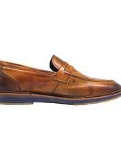 کفش روزمره مردانه چرم آرا مدل sh025  -  - 4