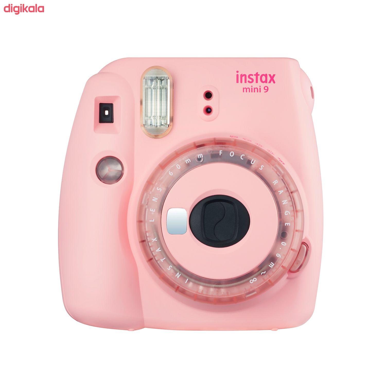 دوربین عکاسی چاپ سریع فوجی فیلم مدل Instax Mini 9 Clear main 1 3