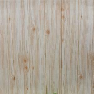 دیوارپوشساتکس مدل فومی طرح چوب بسته 4 عددی