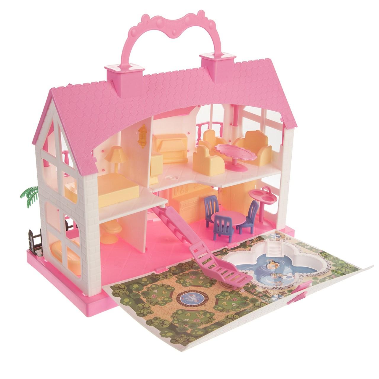 خرید                     اسباب بازی اینکادو تویز مدل Azine House