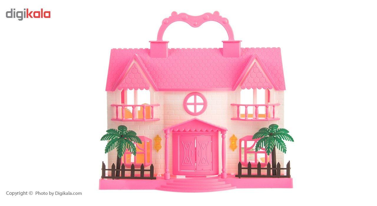 اسباب بازی اینکادو تویز مدل Azine House main 1 2
