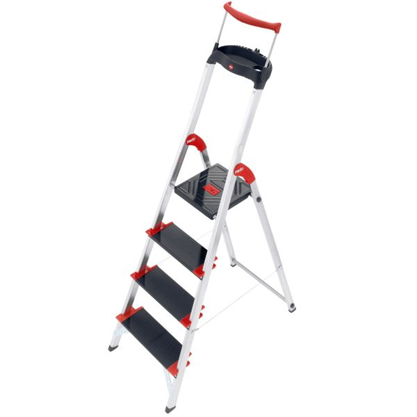 نردبان چهار پله هایلو مدل XXR-8010401