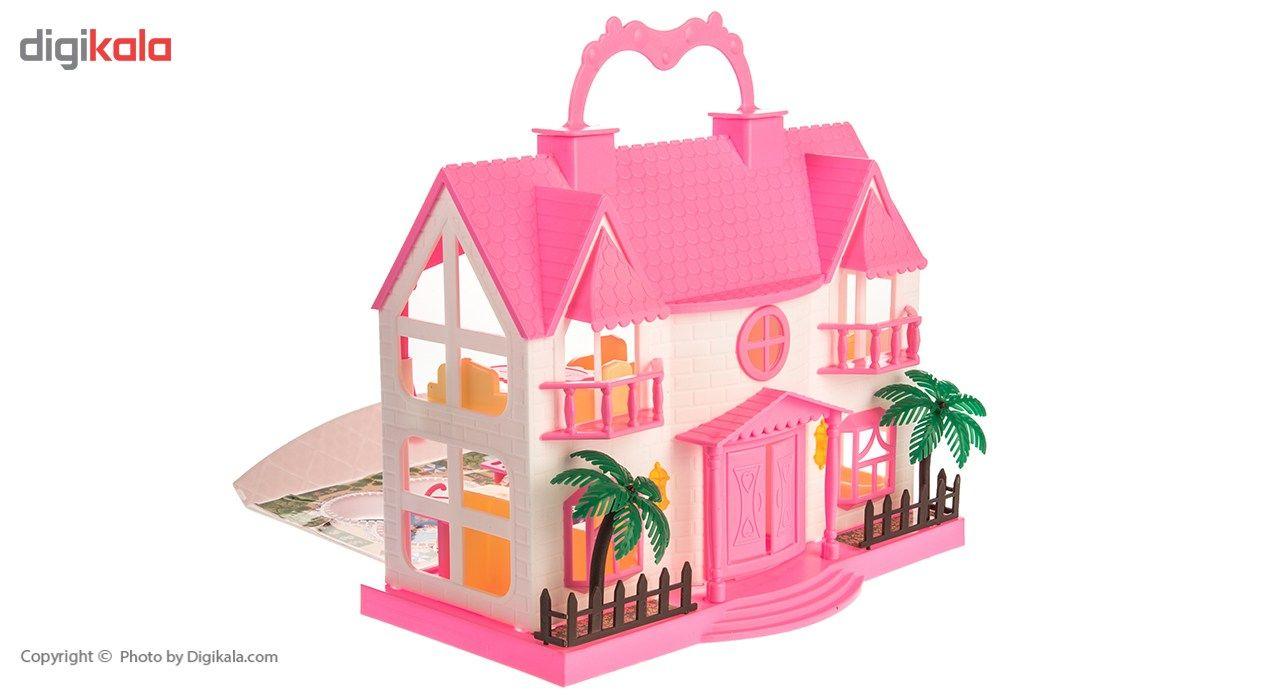 اسباب بازی اینکادو تویز مدل Azine House main 1 3