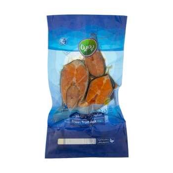 استیک قزل آلا سالمونی پمینا - 500 گرم