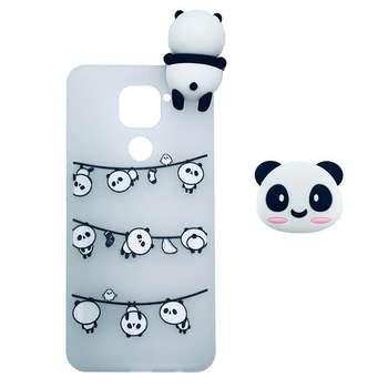 کاور مدل TD-001 مناسب برای گوشی موبایل شیائومی Redmi Note 9 به همراه پاپ سوکت