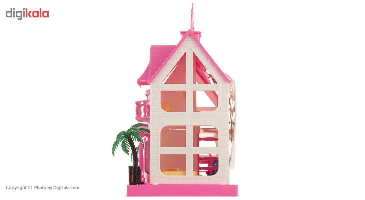 اسباب بازی اینکادو تویز مدل Azine House main 1 8