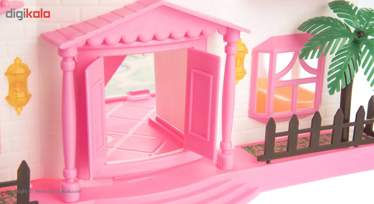اسباب بازی اینکادو تویز مدل Azine House main 1 9