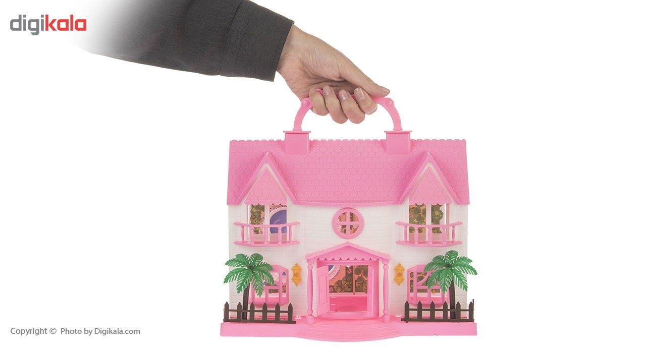 اسباب بازی اینکادو تویز مدل Azine House main 1 12