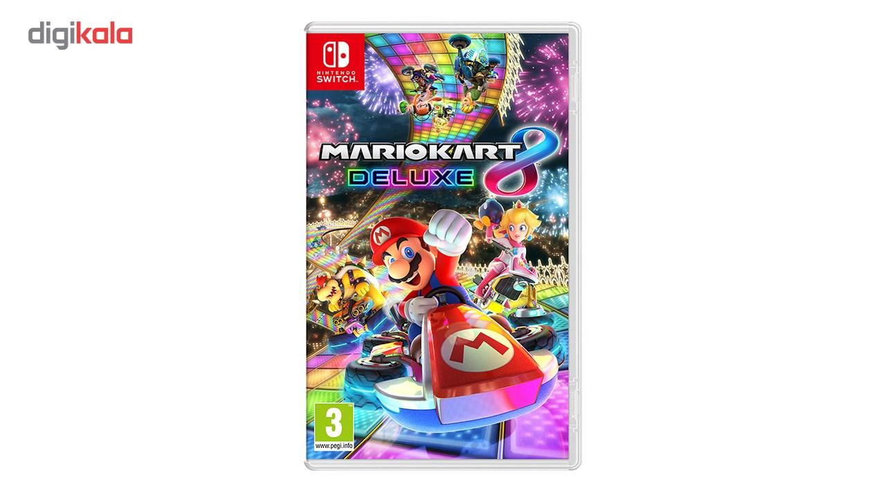 بازی Mario Kart Delux 8 مخصوص Nintendo Switch