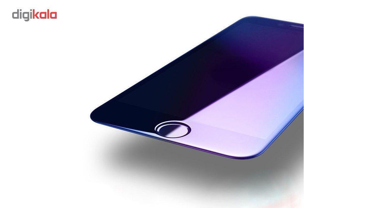 محافظ صفحه نمایش تمام چسب شیشه ای مدل 5D مناسب برای گوشی اپل آیفون 8 main 1 9