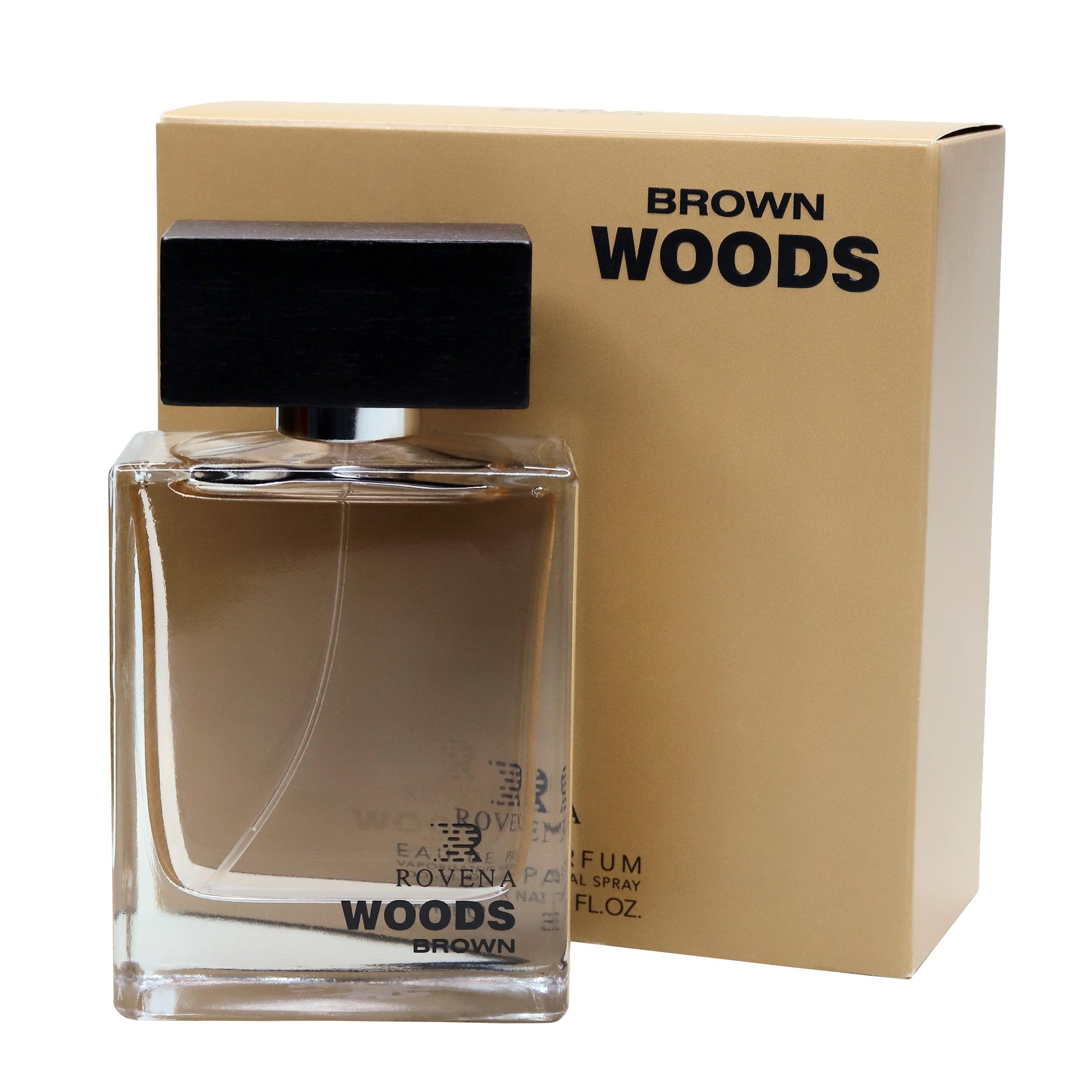 ادو پرفیوم مردانه روونا مدل woods حجم 100 میلی لیتر