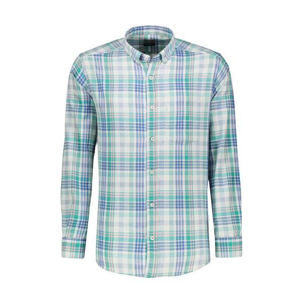 پیراهن آستین بلند مردانه زی مدل 1531337MC