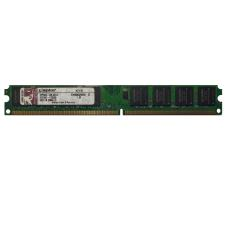 رم دسکتاپ DDR2 تک کاناله 800 مگاهرتز CL5 کینگستون مدل KVR800D2N6/2G-SP ظرفیت 2 گیگابایت