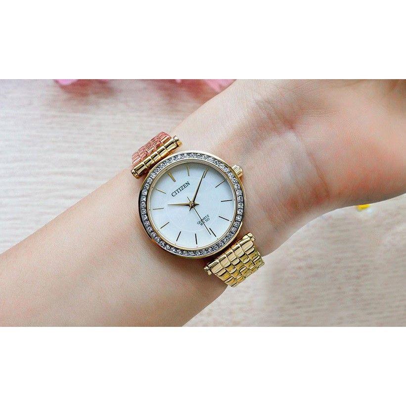 ساعت مچی عقربه ای زنانه سیتی زن مدل ER0212-50D -  - 6