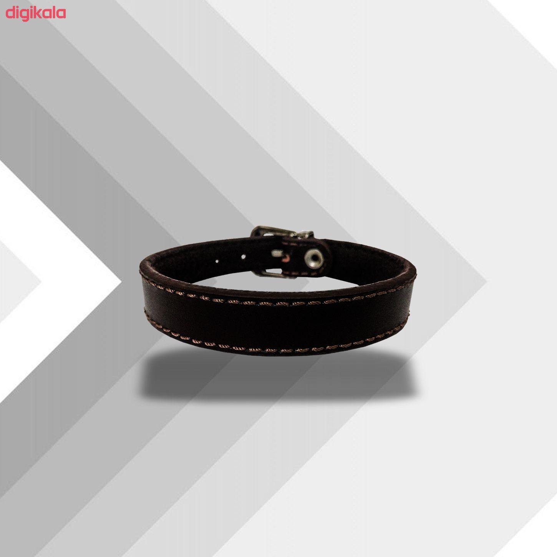 دستبند چرم وارک مدل پرهام کد rb201 main 1 14