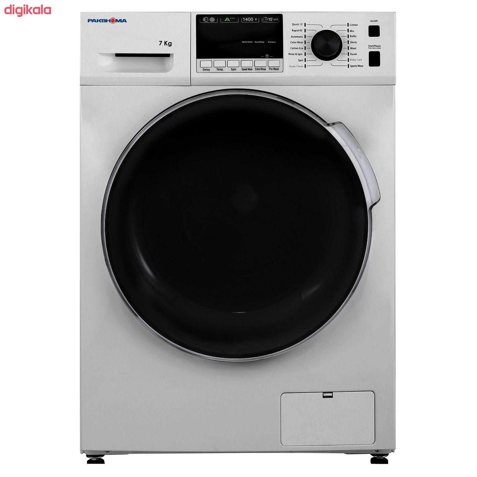 ماشین لباسشویی پاکشوما مدل TFU-74401 ظرفیت 7 کیلوگرم main 1 3