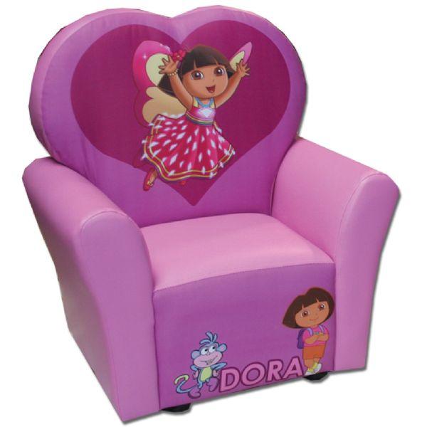 مبل کودک پینک مدل Dora