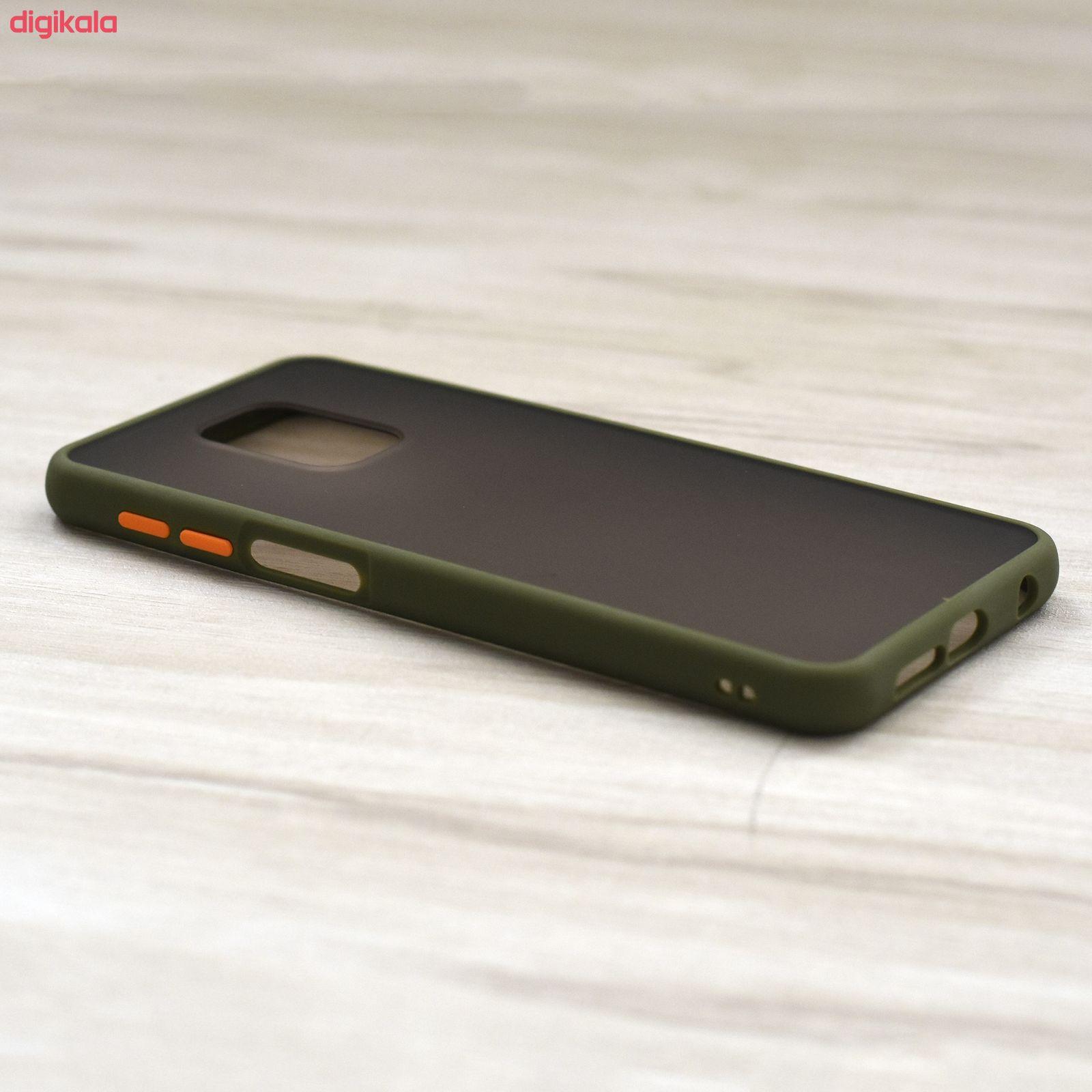 کاور مدل Slico01 مناسب برای گوشی موبایل شیائومی Redmi Note 9S / 9 Pro main 1 11