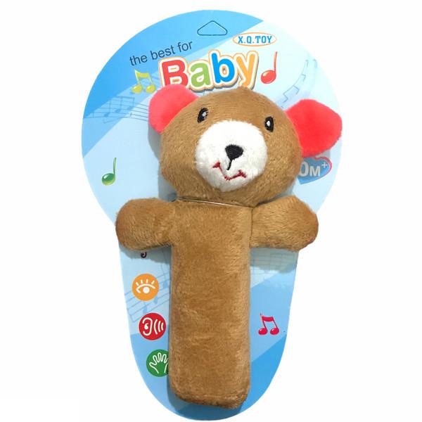 جغجغه مدل خرس