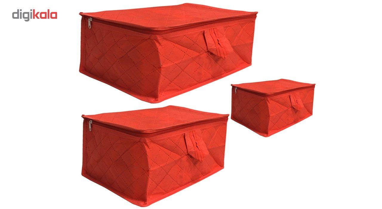 ساک لباس کارا مدل 12145-2 بسته 3 عددی main 1 1