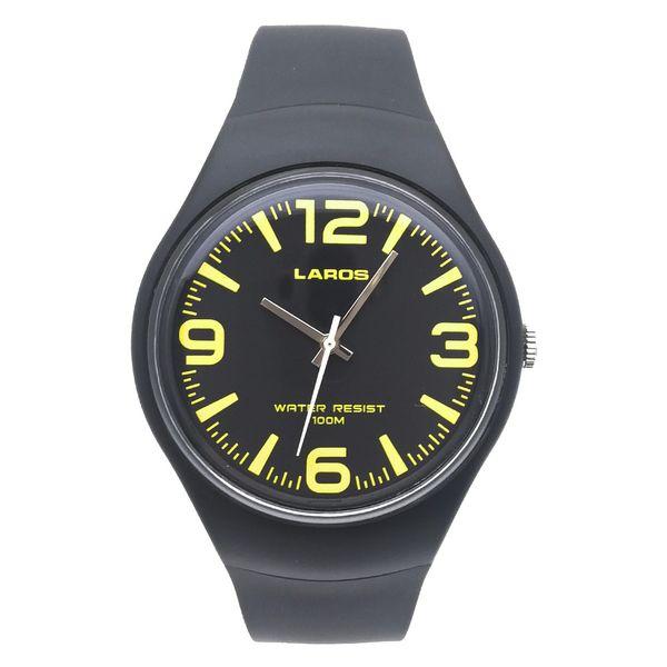 ساعت مچی عقربه ای لاروس مدل LC-B300-Black