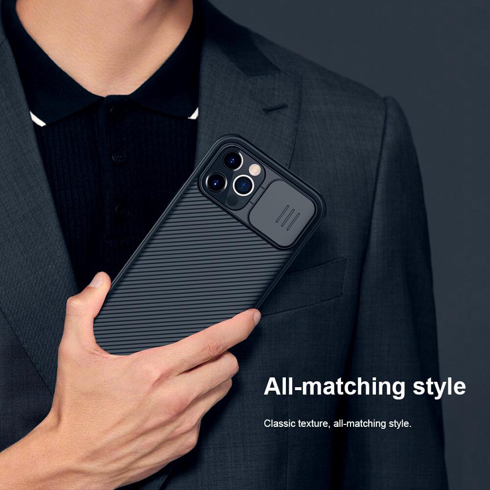 کاور نیلکین مدل Cahield Pro مناسب برای گوشی موبایل اپل iPhone 12 Pro Max main 1 22