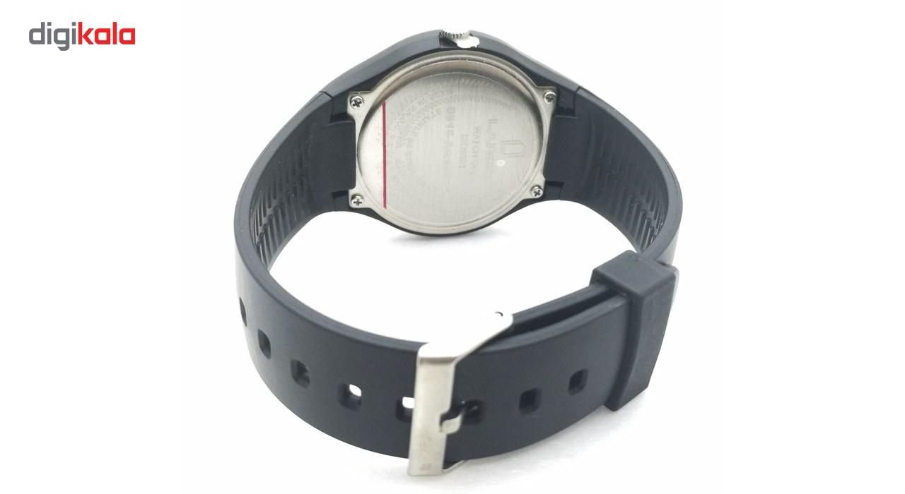 ساعت مچی عقربه ای لاروس مدل LC-B300-Black thumb 2 2