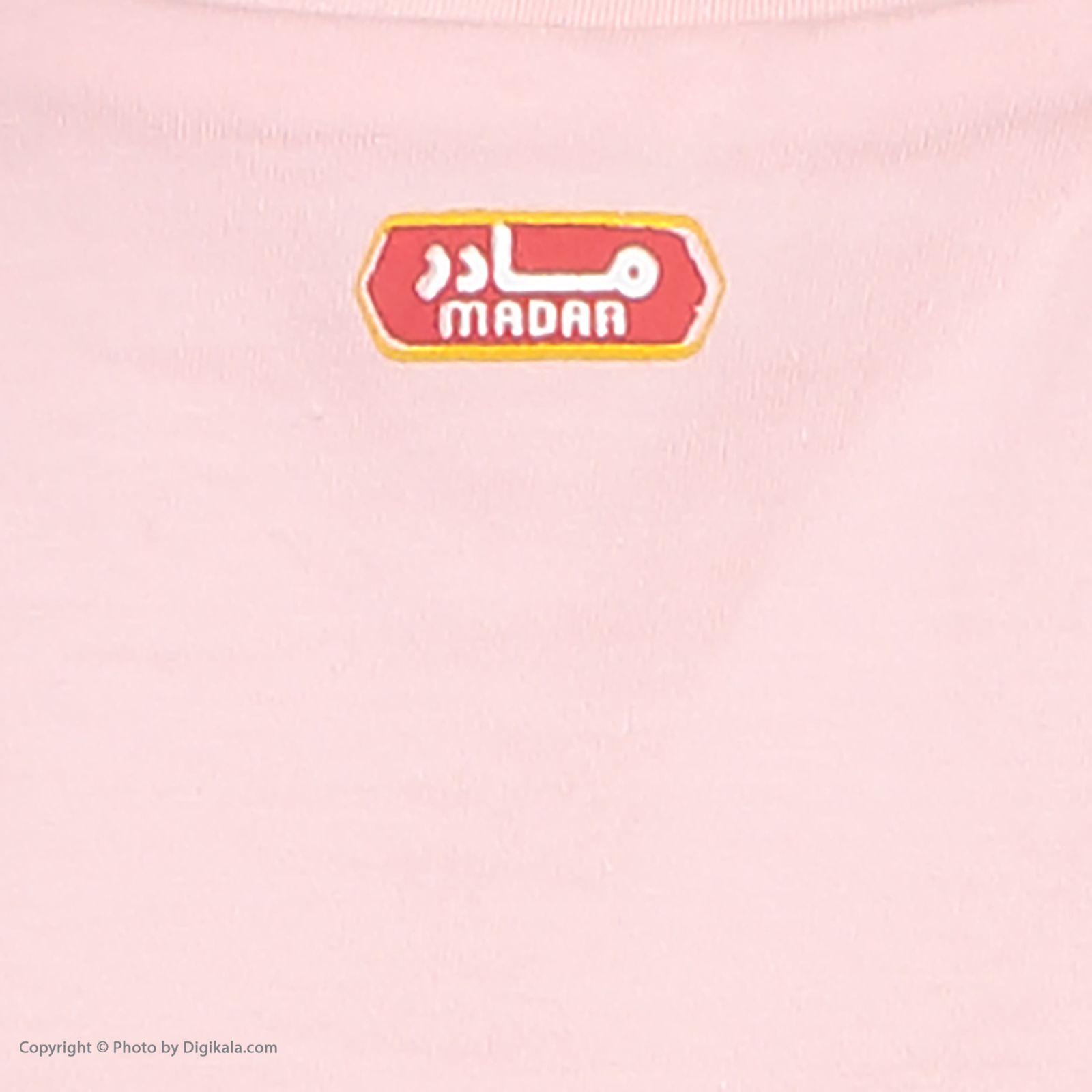 ست تی شرت و شلوار راحتی زنانه مادر مدل 2041104-84 -  - 12