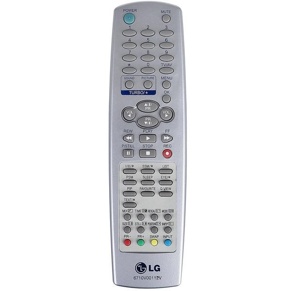 ریموت کنترل آی سن مدل LG 6710V00112V