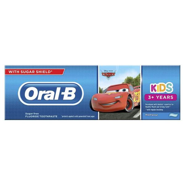 خمیر دندان کودک اورال بی-75 میلی لیتر