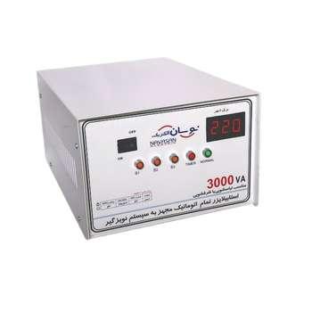 محافظ ولتاژ نوسان مدل STB-3000