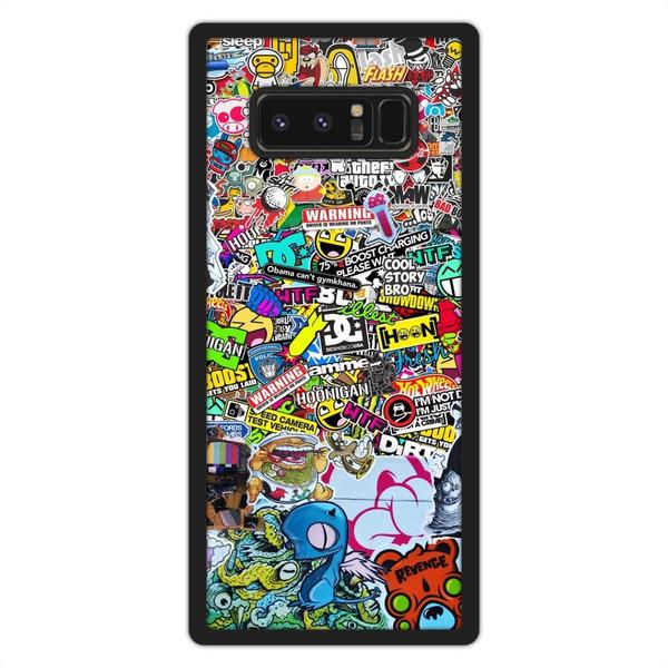 کاور آکام مدل AN80073  مناسب برای گوشی موبایل سامسونگ گلکسی نوت 8