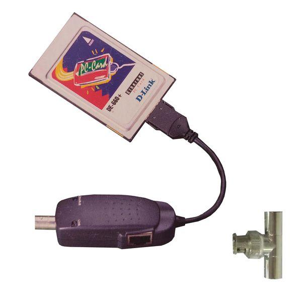 کارت شبکه دی-لینک مدلDE660 plus
