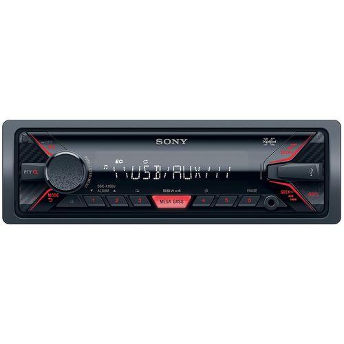 پخش کننده خودرو سونی مدل DSX-A100U