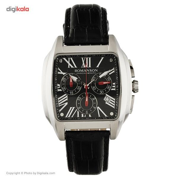 خرید ساعت مچی عقربه ای مردانه رومانسون مدل TL1273HM1WA37W