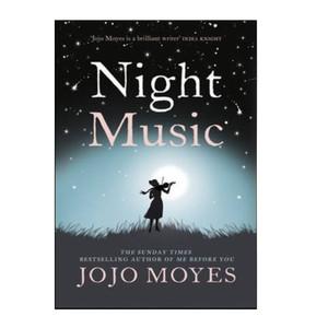 کتاب Night Music اثر Jojo Moyes انتشارات هدف نوین