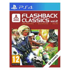 بازی Flash Back Classics Vol.2 مخصوص PS4