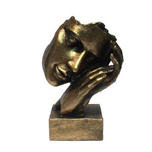 مجسمه گالری ره آورد طرح خواب روی دست کد 126